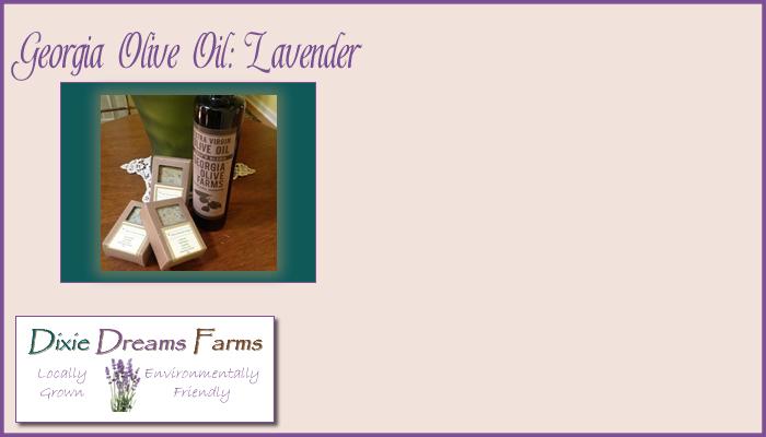 Georgia Olive Oil – Lavender