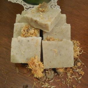 chamomille & calendula